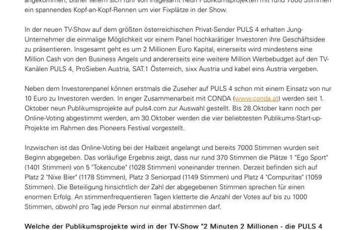 13-10-16-'2-Minuten-2-Millionen---die-PULS-4-Start-Up-Show'-Halbzeit-des-Crowdinvesting-Onlinevotings-_-PULS-4,-16.10.2013-_-APA-OTS-2_01