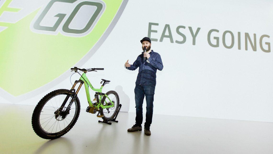 Bike Vision Ars Electronica 2016 EGO